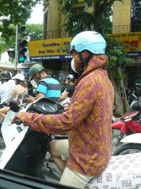 Koldt i Hanoi..